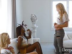 Deeper. Kayden Kross Craves Sweet Payback for Her Competitio