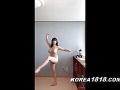 BEAUTIFUL Korean Ballerina